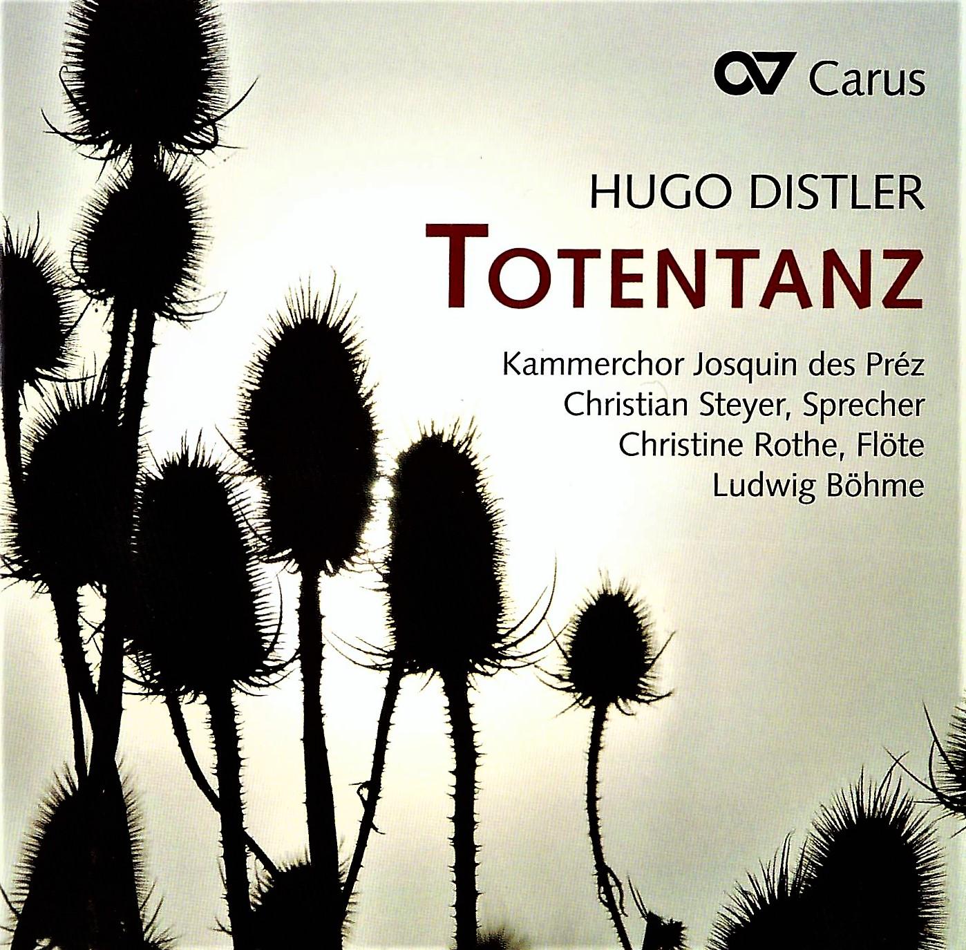 Hugo Distler Totentanz (2016)